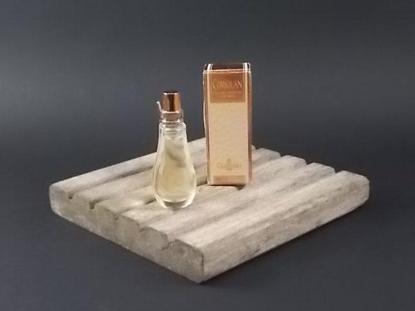 Miniature Coriolan Eau de Toilette pour Homme 5 ml. Lancé en 1998 par Guerlain.