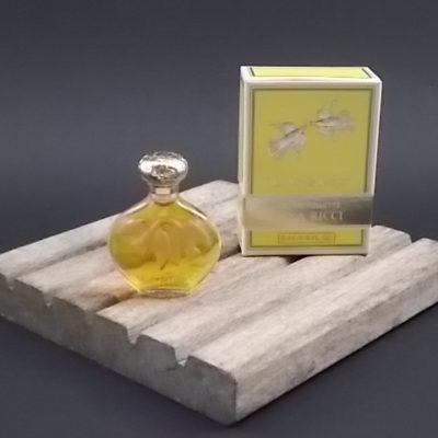 Miniature L' Air du Temps Eau de Toilette 6 ml. Lancé en 1986. De la maison Nina Ricci Paris